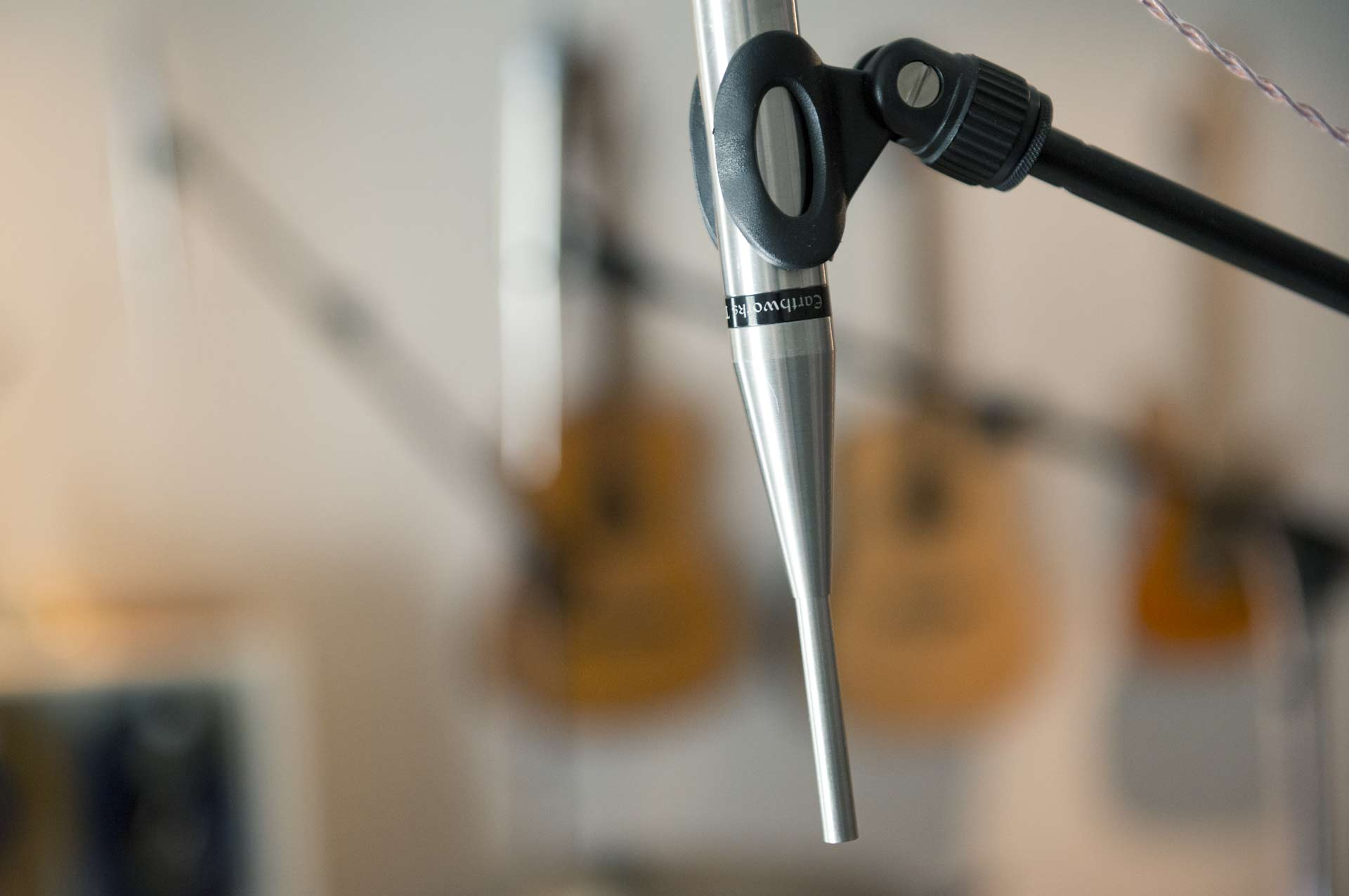 Earthworks overhead mics